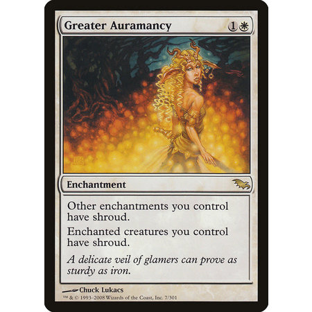 Greater Auramancy - Foil