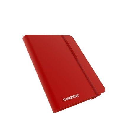 8-Pocket Casual Album - Red
