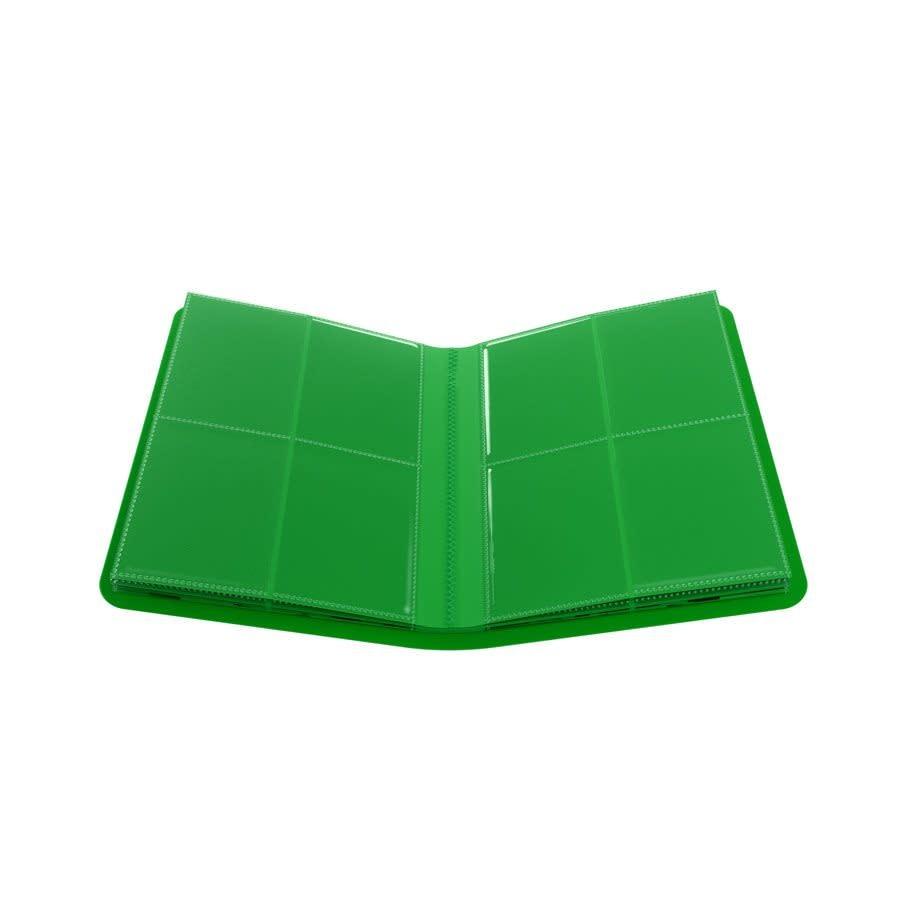 8-Pocket Casual Album - Green