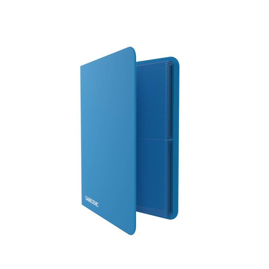 8-Pocket Casual Album - Blue