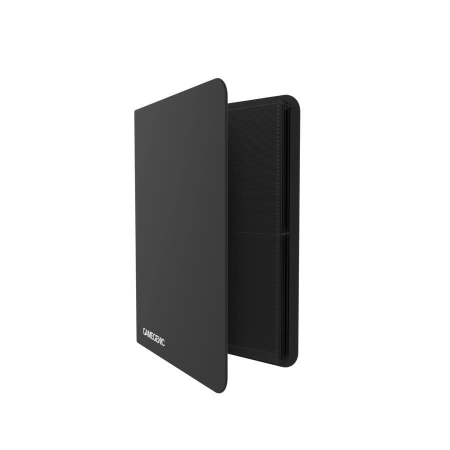 8-Pocket Casual Album - Black