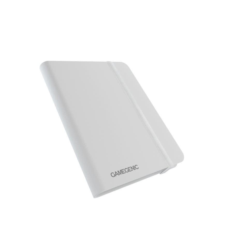 8-Pocket Casual Album - White