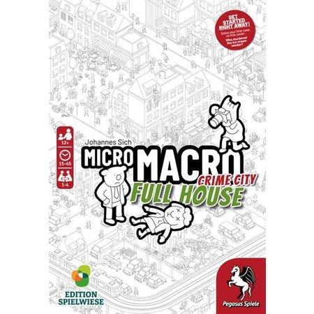 PREORDER - MicroMacro: Crime City - Full House
