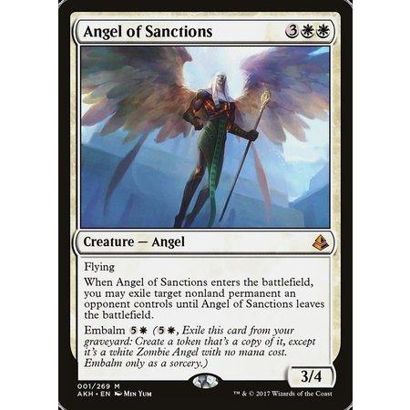 Angel of Sanctions - Foil