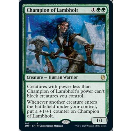 Champion of Lambholt