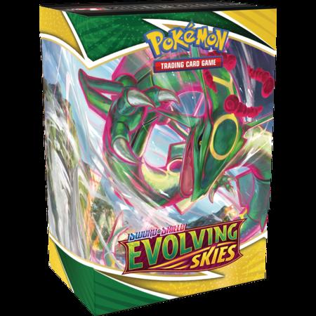 Pokemon Build & Battle Kit - Evolving Skies **Comes with 3 bonus Evolving Skies booster packs while supplies last**