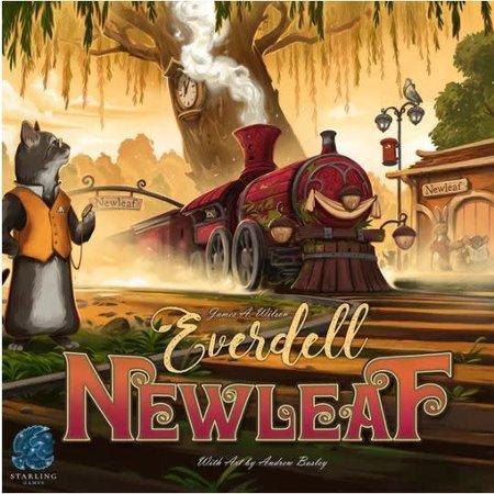 PREORDER - Everdell - Newleaf