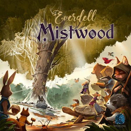 PREORDER - Everdell -  Mistwood