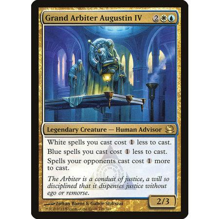 Grand Arbiter Augustin IV (LP)