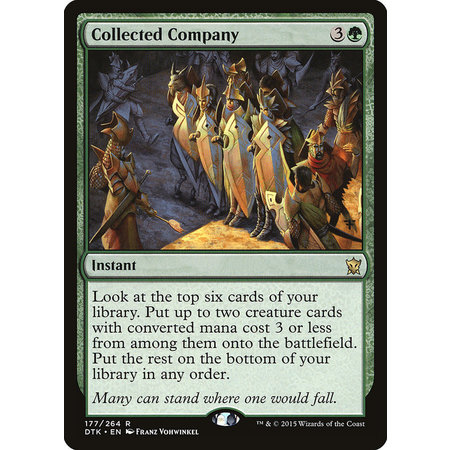 Collected Company (LP)