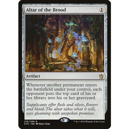 Altar of the Brood (MP)