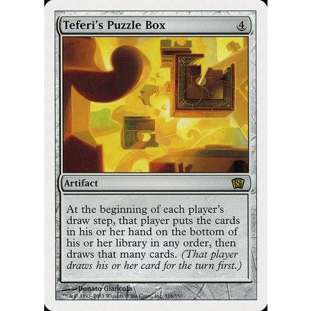 Teferi's Puzzle Box (DM)