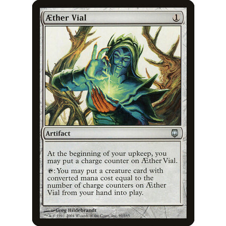 Aether Vial (HP)