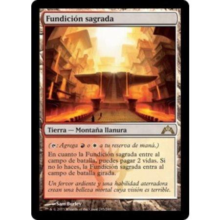 Sacred Foundry (Spanish)
