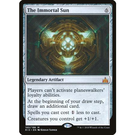 The Immortal Sun