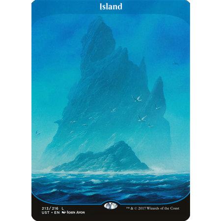 Island (213) - Full Art