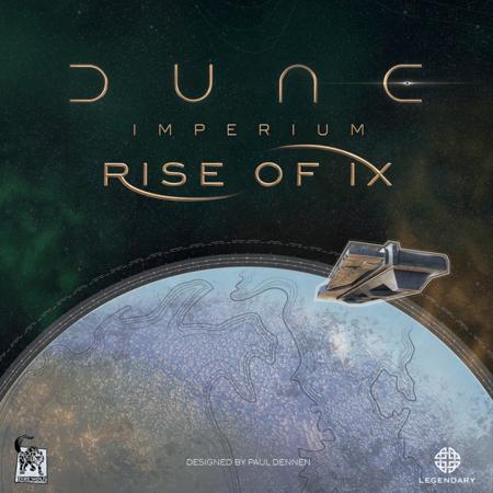 PREORDER - Dune Imperium: Rise of Ix