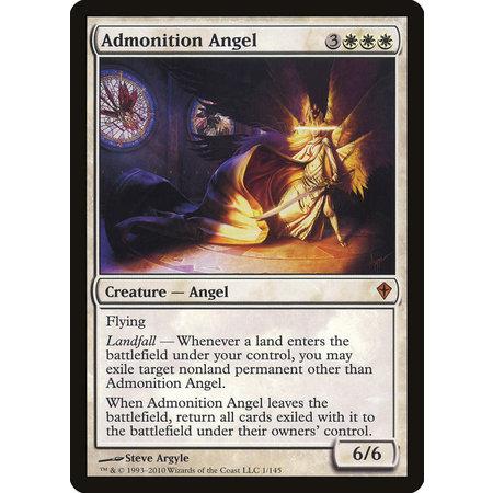 Admonition Angel - Foil (HP)
