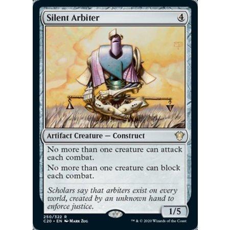 Silent Arbiter