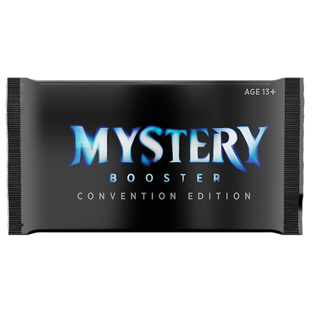 MTG Booster Pack - Mystery Booster Convention Edition