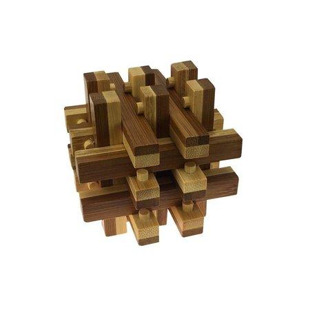 Bamboo Logic Puzzle - Lattice
