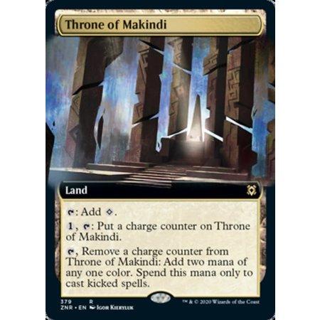 Throne of Makindi - Foil