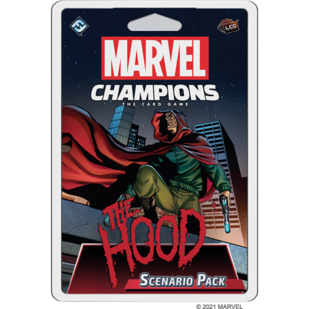 PREORDER  - Marvel Champions: The Card Game - The Hood Scenario Pack