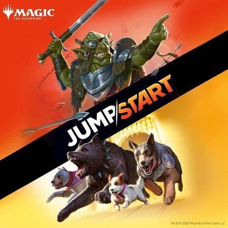 MTG Sealed Tournament: Jumpstart - September 21