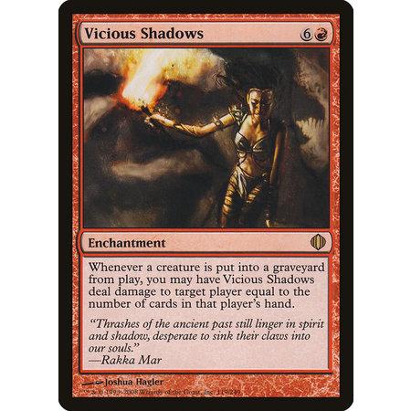 Vicious Shadows (LP)