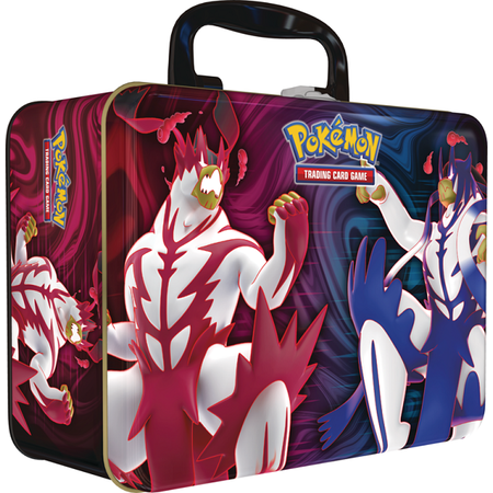 Pokemon Collector's Chest Spring 2021