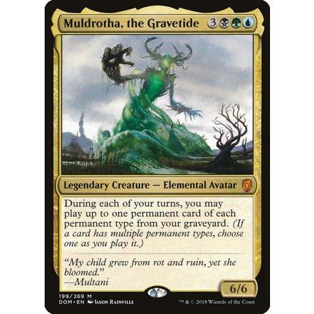 Muldrotha, the Gravetide (MP)