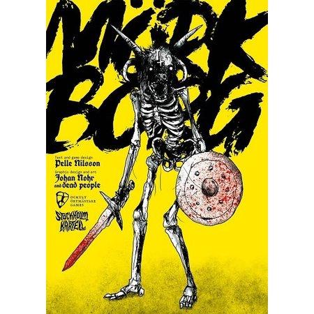 PREORDER - MÖRK BORG - Core Rulebook