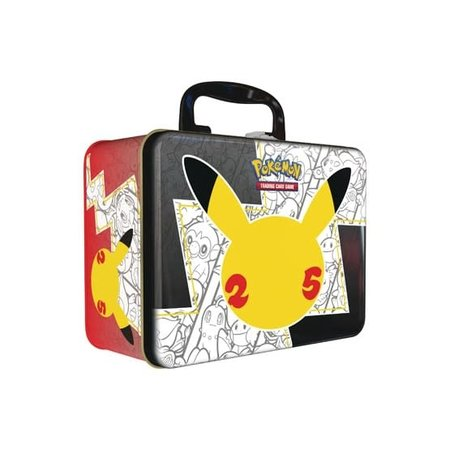 Pokemon Celebrations Collector Chests