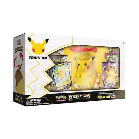 Pokemon Celebrations Pikachu V Max Figure
