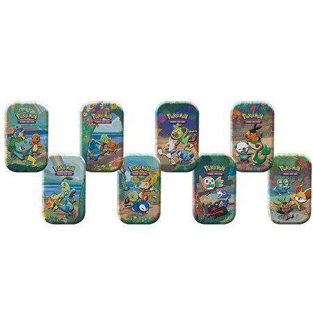 Pokemon Celebrations Mini Tin