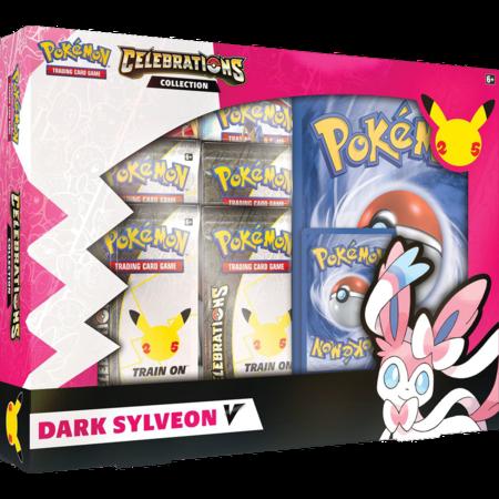 Pokemon Celebrations Collections Sylveon V