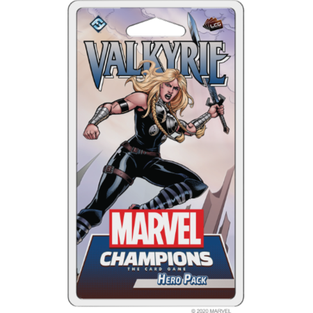 PREORDER - Marvel Champions: The Card Game - Valkyrie Hero Pack