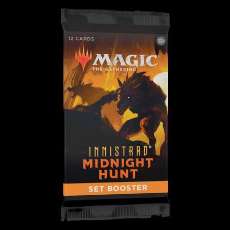 MTG Booster Pack - Innistrad: Midnight Hunt  Set Booster