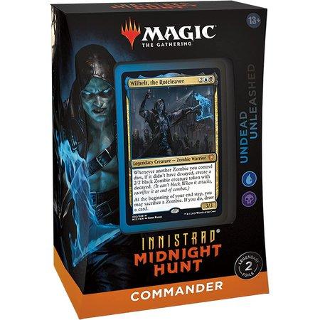 PREORDER - MTG Commander Innistrad: Midnight Hunt - Undead Unleashed