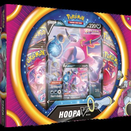 Pokémon Hoopa  V Box