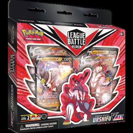 Pokemon League Battle Deck - Single Strike