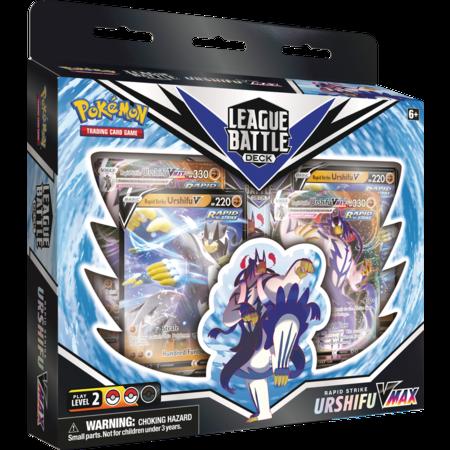 Pokemon League Battle Deck - Rapid Strike