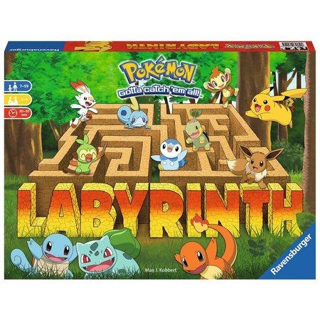 Labyrinth: Pokémon
