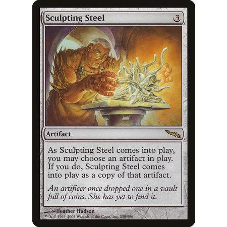 Sculpting Steel (MP)