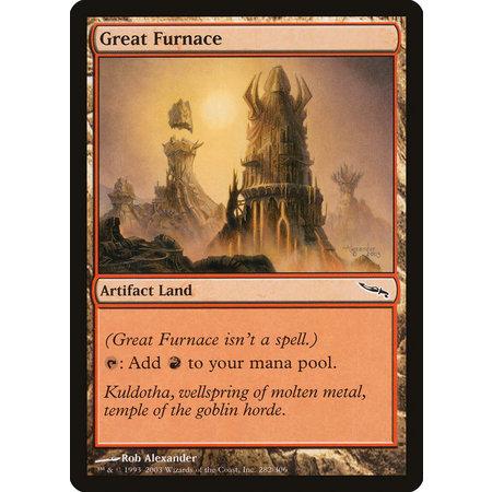 Great Furnace (HP)