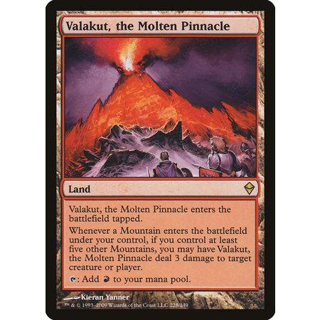 Valakut, the Molten Pinnacle (LP)
