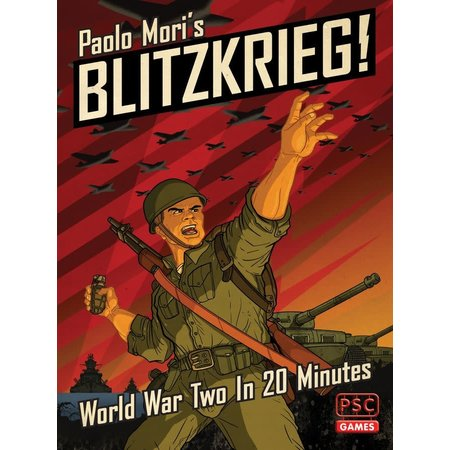 RESTOCK PREORDER - Blitzkrieg! - includes Nippon expansion
