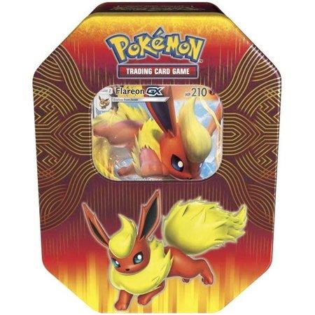 Pokemon Elemental Power GX Tin - Flareon