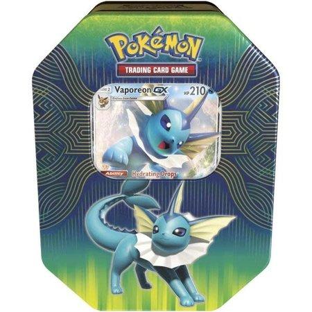 Pokemon Elemental Power GX Tin - Vaporeon