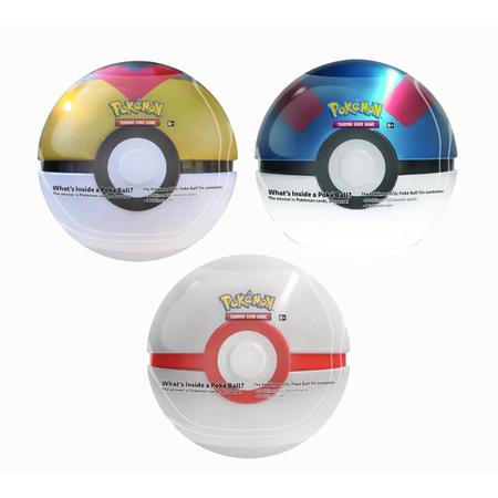 Pokemon Poke Ball Tin - Wave 6
